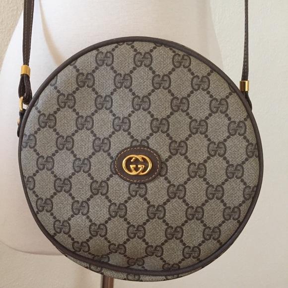 496274a0380 Gucci Handbags - Vintage Gucci Canteen Crossbody Bag